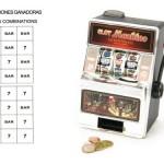Tirelire Casino Slot Machine a sous Jackpot toutes monnaies